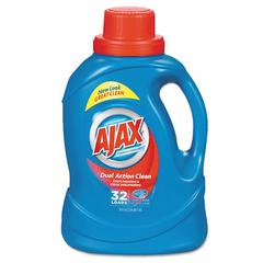 Ajax HE Laundry Detergent, 50oz Bottle