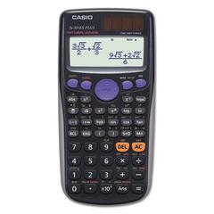 FX-300ESPLUS Scientific Calculator, 10-Digit, Natural Textbook Display, LCD