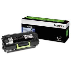 52D1X0L (531XL) Extra High-Yield Toner, 45000 Page-Yield, Black