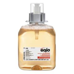 GOJO FMX-12 Foam Hand Wash, Fresh Fruit, FMX-12 Dispenser, 1250mL Pump, 3/Carton