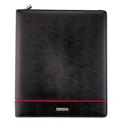Deco Refillable Planner, 8 1/2 x 11, Black