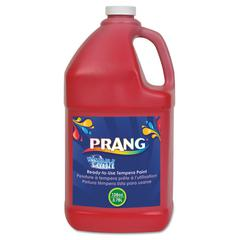 Prang Washable Paint, Red, 1 gal