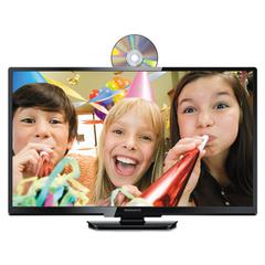 "Magnavox LED/DVD Combo TV, 31 1/2"", 720p, Black"