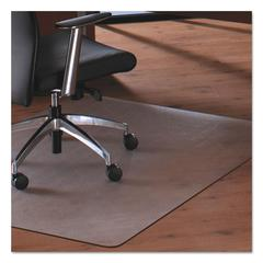 MegaMat Heavy-Duty Polycarbonate Mat for Hard Floor/All Carpet, 46 x 53