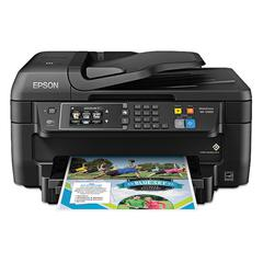 Epson WorkForce WF-2660 AIO Printer, Black