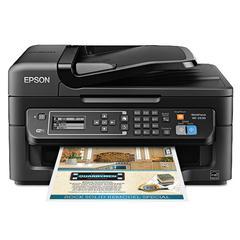 WorkForce WF-2630 AIO Printer, Black