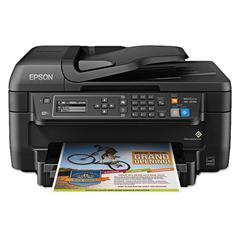 WorkForce WF-2650 AIO Printer, Black