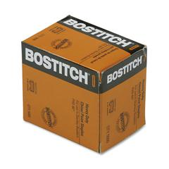"Bostitch Heavy-Duty Premium Staples, 3/8"" Leg Length, 5000/Box"