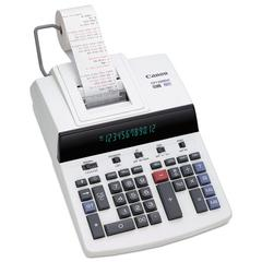 CP1200DII 12-Digit Commercial Desktop Printing Calculator, BK/RD Print, 4.3L/Sec