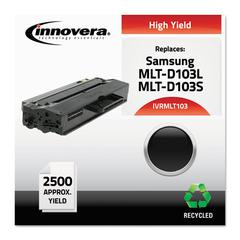 Innovera Remanufactured MLT-D103L High-Yield Toner, Black