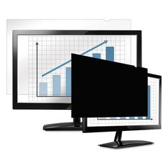 "Fellowes PrivaScreen Blackout Privacy Filter for 18.5"" Widescreen LCD, 16:9"