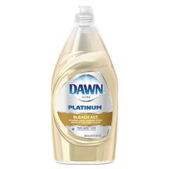 Dawn Liquid Dish Detergent w/Bleach Alternative, Fresh Rapids, 28oz Bottle,12/Crtn