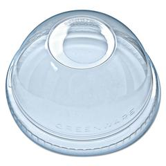 Kal-Clear/Nexclear Drink Cup Lids, F/5-24 oz Cups, Clear, 1000/Carton