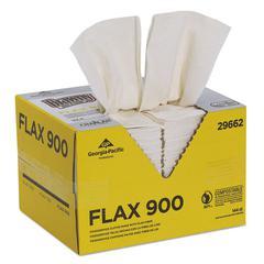 Brawny Dine-A-Cloth FLAX Foodservice Wipers, 12 3/4 x 21, White, 144/Box