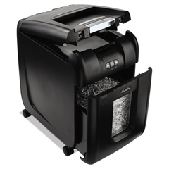 Swingline Stack-and-Shred 230X Auto Feed Super Cross-Cut Shredder, 230 Sheet Capacity