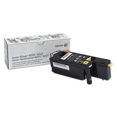 Xerox 106R02758 Toner, 1000 Page-Yield, Yellow