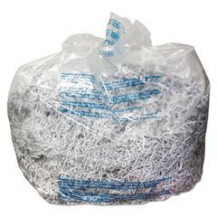 Swingline Shredder Bags, 13-19 gal Capacity, 25/BX