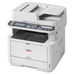 MB472W Monochrome Wireless Multifunction Laser Printer, Copy/Fax/Print/Scan