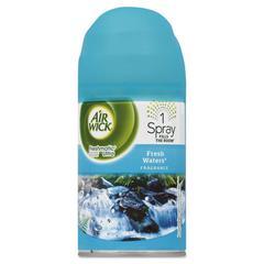 Air Wick Freshmatic Ultra Automatic Spray Refill, Fresh Waters, Aerosol, 6.17 oz