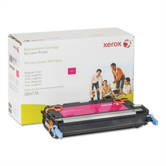 Xerox 6R1341 Replacement Toner for Q6473A, 4900 Page Yield, Magenta
