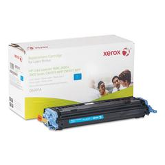 Xerox 6R1411 Replacement Toner for Q6001A, 2400 Page Yield, Cyan