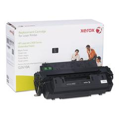 Xerox 6R3199 Compatible Reman Q2610A Extended Toner, 10000 Page-Yield, Black