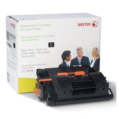 Xerox 006R03204 Remanufactured CC364X (64X) Extended-Yield Toner, Black