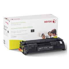 Xerox Remanufactured 6R1489 Replacement Toner for CE505A (05A), Black