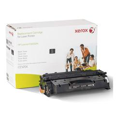 Xerox 6R1490 Replacement High-Yield Toner for CE505X, 7400 Page Yield, Black