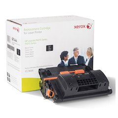 Xerox 6R1444 Replacement High-Yield Toner for CC364X, 26100 Page Yield, Black