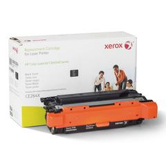 006R03004 Remanufactured CE264X (646X) High-Yield Toner, 17000 Page-Yield, Black