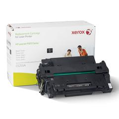 Xerox 106R1621 Replacement Toner for CE255A, 8200 Page Yield, Black