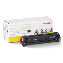 Xerox 6R1439 Replacement Toner for CB540A, 2500 Page Yield, Black