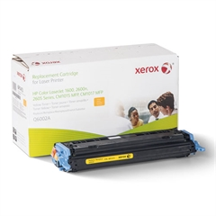 Xerox 6R1413 Replacement Toner for Q6002A, 2400 Page Yield, Yellow