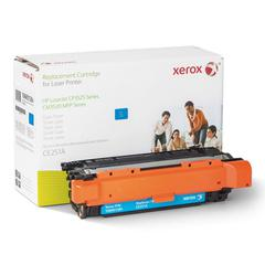 Xerox 106R01584 Replacement Toner for CE251A (504A), Cyan