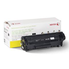 Xerox 6R1414 Replacement Toner for Q2612A, 3000 Page Yield, Black
