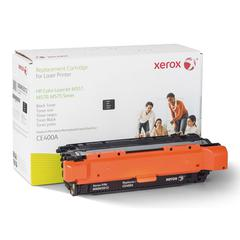 6R3012 (CE400A) Compatible Remanufactured Toner, 5500 Page-Yield, Black