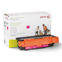 006R03010 Replacement Toner for CE403A (507A), Magenta
