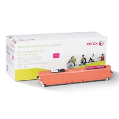 Xerox 106R2260 Compatible Reman CE313A Toner, 1000 Page-Yield, Magenta