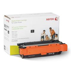 Xerox 106R2137 Replacement High-Yield Toner for CE250X, 12600 Page Yield, Black