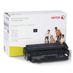 Xerox 106R2146 Compatible Reman C7115X Extended Yield Toner, 7700 Page-Yield, Black