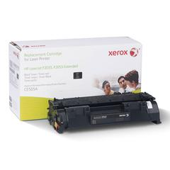 006R03195 Replacement Extended-Yield Toner for CE505A (05A), Black