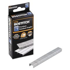 "Bostitch Standard Staples, 1/4"" Leg Length, 5000/Box"