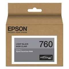T760720 (760) UltraChrome HD Ink, Light Black