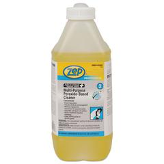 Advantage Concentrated Peroxide-Based Cleaner, 67.6oz Bottle, 4/Carton