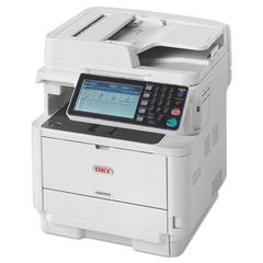 MB562W Monochrome Wireless Multifunction Laser Printer, Copy/Fax/Print/Scan