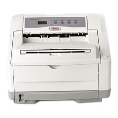 Oki B4600 Laser Printer, Beige, 230V