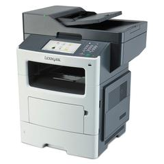 Lexmark MX611dhe Multifunction Laser Printer, Copy/Fax/Print/Scan
