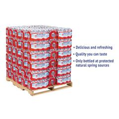 Alpine Spring Water, 16.9 oz Bottle, 24/Case, 78 Cases/Pallet