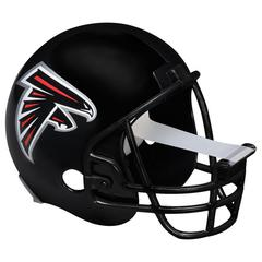 "Scotch NFL Helmet Tape Dispenser, Atlanta Falcons, Plus 1 Roll Tape 3/4"" x 350"""